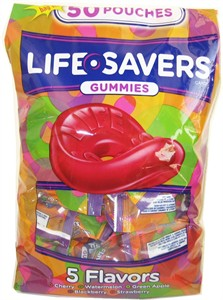 LifeSavers Gummies 5 Flavor 50ct. (Sold Out)
