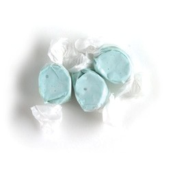 Light Blue Cotton Candy Salt Water Taffy 3LB