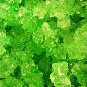 Rock Candy Strings - Lime Green 5LB