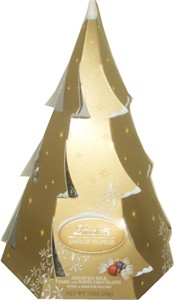 Lindt Lindor Holiday Truffle Tree 7.6oz. (SOLD OUT)
