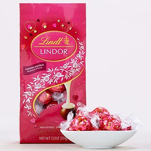 Lindt Lindor Limited Edition Valentine Truffles 7.2oz. (Discontinued)