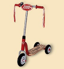 RADIO FLYER LITTLE RED SCOOTER (Sold Out)