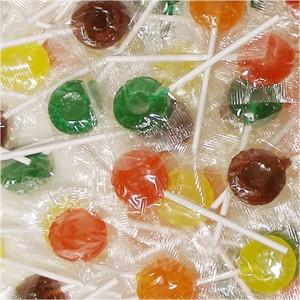 Lollipops Bulk Assorted Flavors 5LB