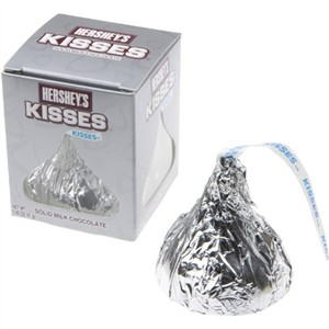 Hershey's Milk Chocolate Kiss 1.45oz. (coming soon)