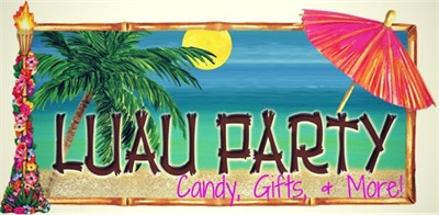 Luau Party Candy