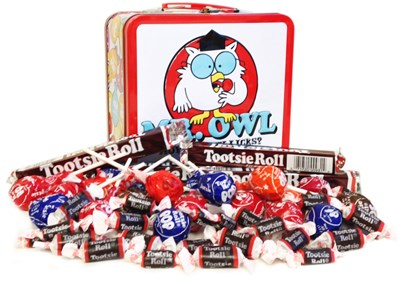 Tootsie Roll Lunch Box