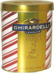 Ghirardelli Peppermint Hot Cocoa (Discontinued)
