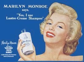 Marilyn Monroe Luster-Creme (SOLD OUT)