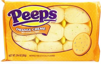 Marshmallow Peeps Eggs 9ct (DISCONTINUED)