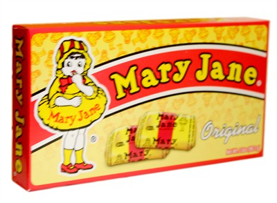 Mary Janes Theater Size Box