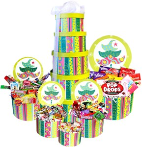 Mega Holiday Nostalgic Candy Gift Tower  (Sold Out)