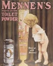 Mennen's Toliet Powder (SOLD OUT)