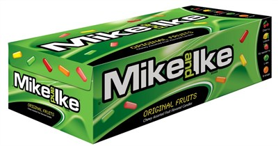 Mike & Ike Original Fruits 24ct