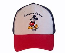 Mickey Mouse American Classic Hat (out of stock)