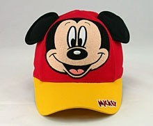Mickey Mouse Ears Kids Hat (sold out)
