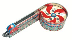 Marble Shooter Tin Toy (DISCONTINUED)