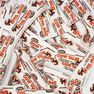 Goetze Cow Tales Miniature Vanilla Flavored Chewy Caramels - 1LB  (Sold Out)