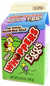 Mini Whoppers Eggs Carton 3.75oz. (sold out)