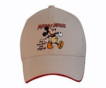 Mickey Original Stone Adult Hat (sold out)