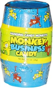 Monkey Business Candy (DISCONTINUED)