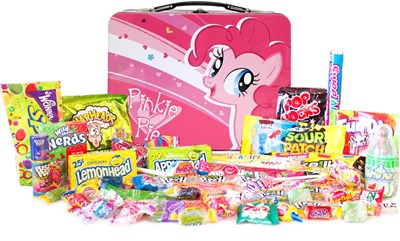 My Little Pony Retro Candy Filled Lunch Pail