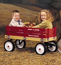 RADIO FLYER TOWN & COUNTRY WAGON (Sold Out)