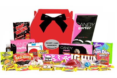 Naughty Candy Assortment Gift Box