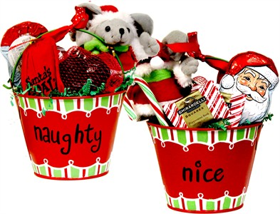 Naughty or Nice Christmas Candy Gift (sold out)