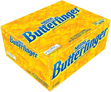 Butterfinger Bars 36ct.