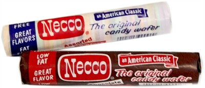 Necco Candy Wafers - 2ct.