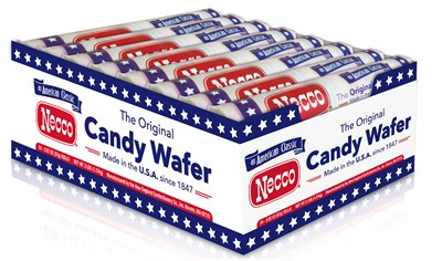 Necco Assorted Candy Wafers 24ct.