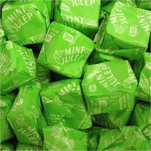 Necco Mint Julep Candy Chews 5LB