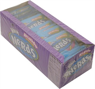 Nerds Mini Pouch 48ct (DISCONTINUED)
