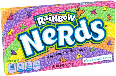 Nerds Rainbow of Flavors Theater Box 5oz