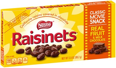Raisinets Theater Size Box 3.5oz.