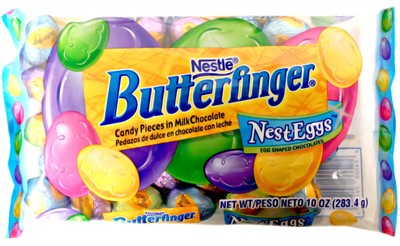 Nestle Butterfinger Easter NestEggs 10oz. (Sold Out)