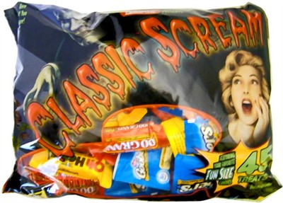 Nestle Classic Scream Chocolate Bars 45ct. (DISCONTINUED)