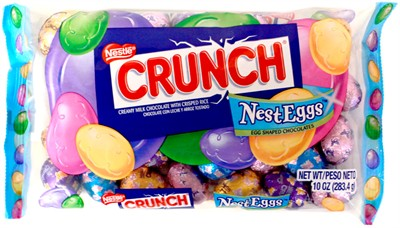 Nestle Crunch Easter NestEggs 10oz. (Sold Out)