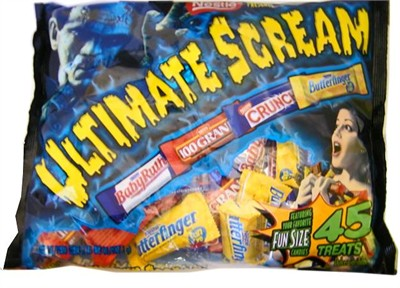 Nestle Ultimate Scream Chocolates 45ct. (DISCONTINUED)