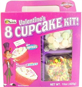 Wonka Valentine Cupcake Kit  (Sold Out)