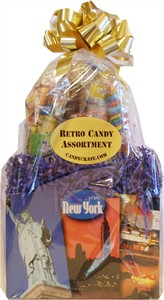 NEW YORK NOSTALGIC CANDY BASKET (Sold Out)