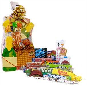 Nostalgic Candy Basket (Sold Out)