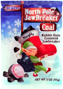 North Pole Jawbreaker Coal 3oz.