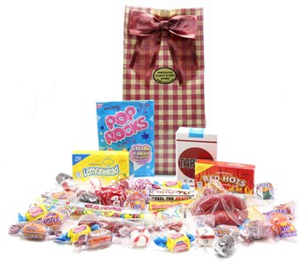 Nostalgic Candy Assortment Bag