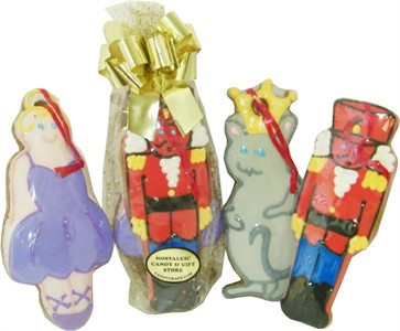 Nutcracker Cookie Bag (sold out)