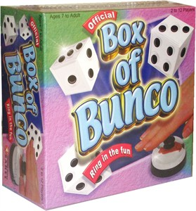 Official Box Of Bunco Game (sold out)