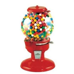 Old Columbia Gumball Machine (coming soon)