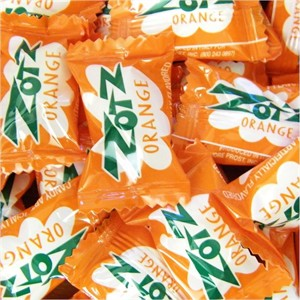Orange Zotz by the Pound (sold out)