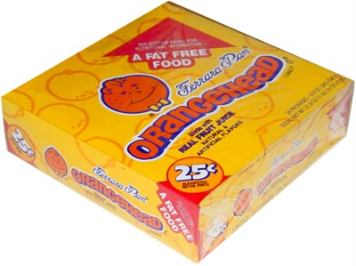 Orangeheads Ferrara Pan Candy 24ct. (DISCONTINUED)
