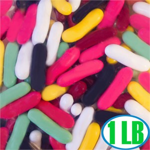 Licorice Pastels - 1LB